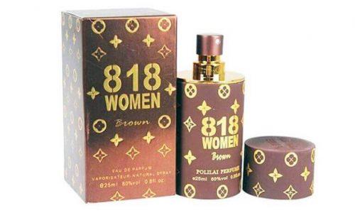 Nước Hoa Kích Dục Nữ 818 Women Brown Tăng Ham Muốn Cực Mạnh