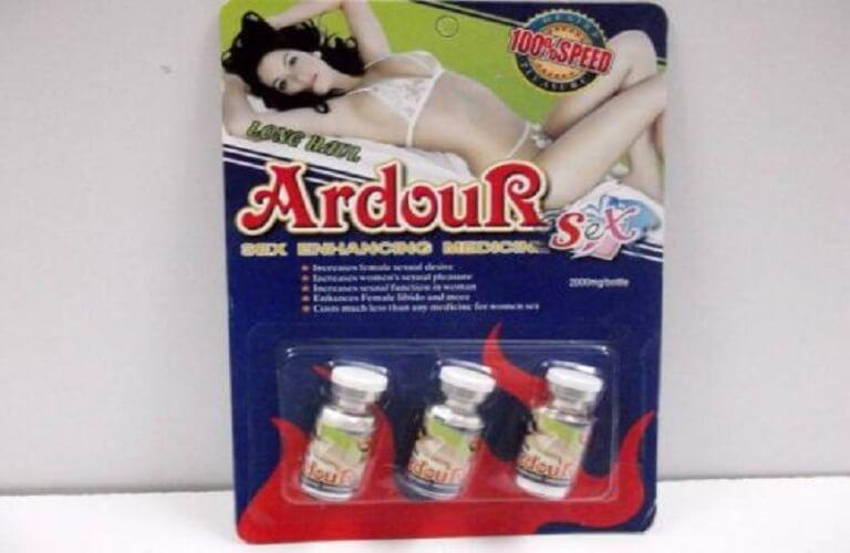 Thuốc kích dục nữ Ardour