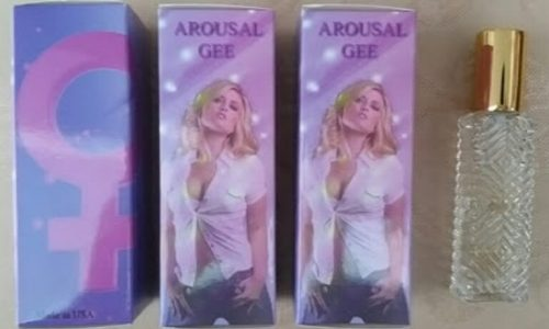 Nước Hoa Kích Dục Nữ Arousal Gee Nhập Khẩu Mỹ Hàng Hiếm