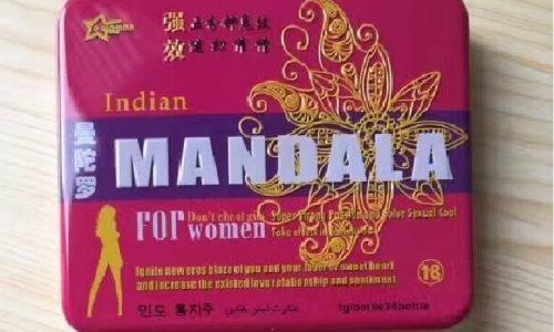 Thuốc Kích Dục Nữ Mandala Cực Mạnh Chắc Ăn 100% Giá Tốt