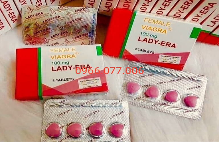Thuốc kích dục nữ Lady Era làm tăng ham muốn tình dục