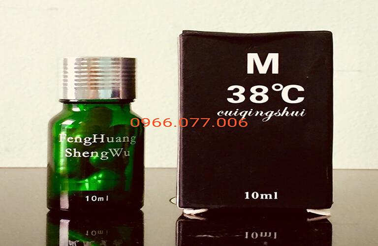 Thuốc kích dục nữ M38 cao cấp chính hãng