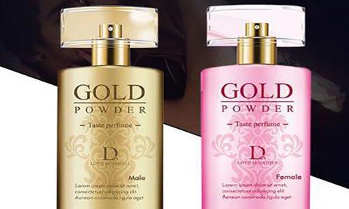 Nước Hoa Kích Dục Nữ Không Mùi Gold Powder Cao Cấp Giá Tốt