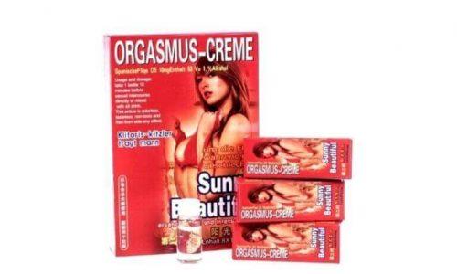 Thuốc Kích Dục Nữ Orgasmus Creme Cực Mạnh Đưa Nàng Lên Mây