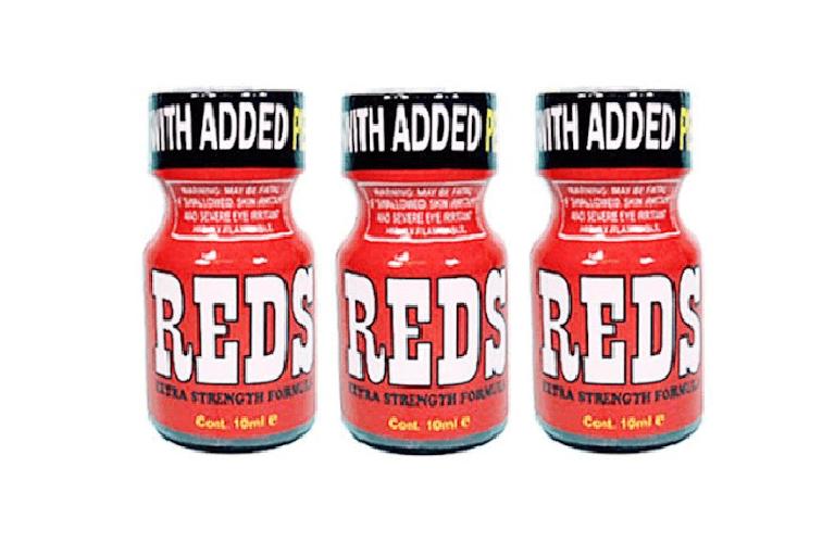Nước hoa kích dục nữ Reds Strenght