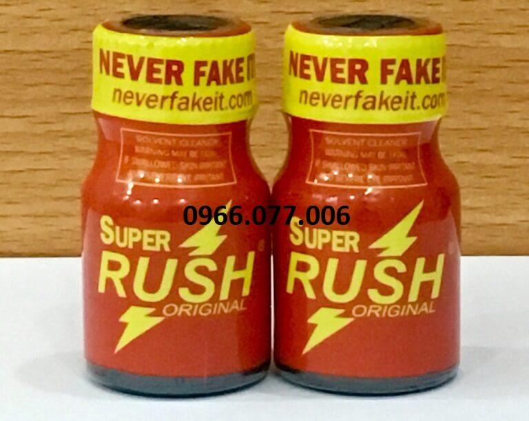 Nước hoa kích dục Rush an toàn cho người dùng