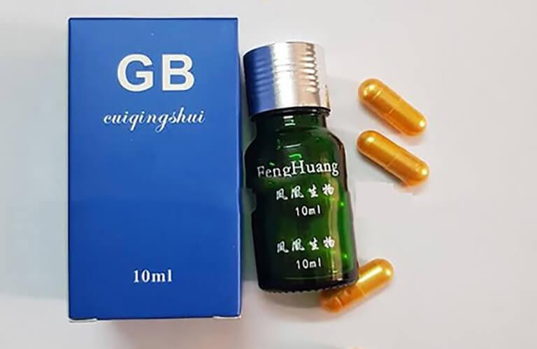 Thuốc kích dục nữ GB hỗ trợ tăng ham muốn và khoái cảm trong chuyện chăn gối