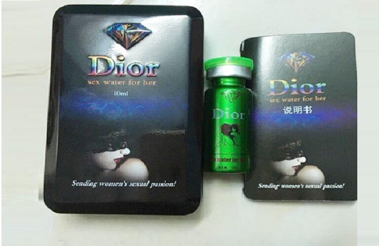 Thuốc kích dục nữ Dior