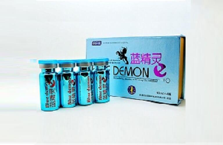Thuốc kích dục nữ Luxury Blue Demon